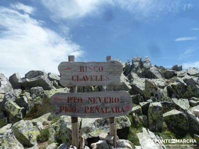 Lagunas de Pelañara-Peña Cítores- Guadarrama; rutas en la pedriza viajes diciembre